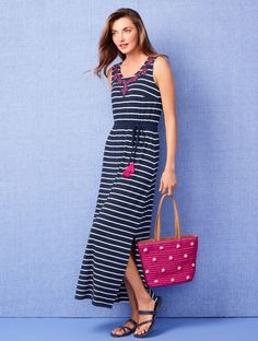 537df58c1d4 Our favorite jersey maxi dress is the one multi-purpose staple you ll reach