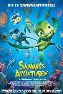 A Turtle's Tale: Sammy's Adventures (2010) A sea turtle who was hatched in 1959 spends the next 50 years traveling the world while it is being changed by global warming. X