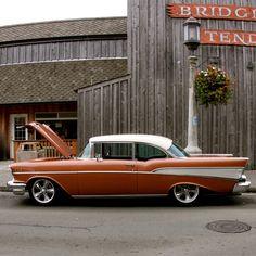 Seaside, Oregon car show 9/6/13