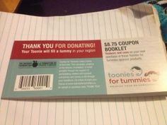 Toonies for Tummies ~ Did you Get Your Coupons ~ #Tooniesfortummies #Coupons