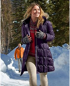 Westbridge Parka | Eddie Bauer Comes in tall. Kinda cute. | Pretty ...