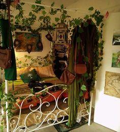Indie Room, Indie Living Room, Room Design Bedroom, Room Ideas Bedroom, Hippie Bedroom Decor, Hippie Bedrooms, Bedroom Inspo, Hippy Room, Cute Room Decor
