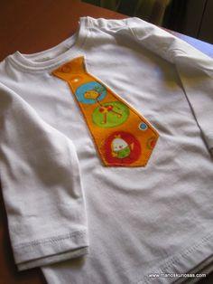 camiseta patchwork bebe