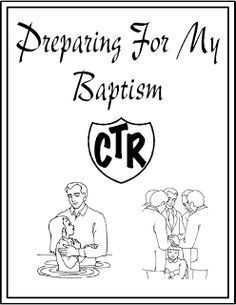 go to middle of blog page to link that takes you to idea door for great baptism booklets