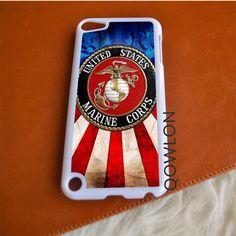 US Marine Flag iPod Touch 5 | 5TH GEN Case