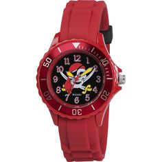 Tikkers Red Pirate watch: perfect for the little pirates at home!
