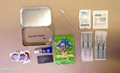 DIY: Altoids Tin Bicycle Essentials Kit   Bicycle Times Magazine    Possible First Aid Kit Idea