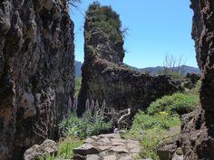 Madeira, vereda de Encumeada
