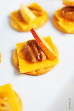 Spring Cheese Pairings with Cracker Barrel Cheese from addapinch.com