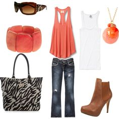 """""""Sumertime"""" by cindycook10 on Polyvore"""