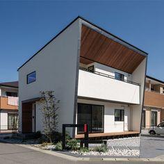 デザインと使い勝手を両立した機能美の家 建築家と建てる家を身近に、手軽に R+house(アール・プラス・ハウス)の建築実例。いつか住んでみたいと思っていた理想の注文住宅を手の届く価格で実現いたします。