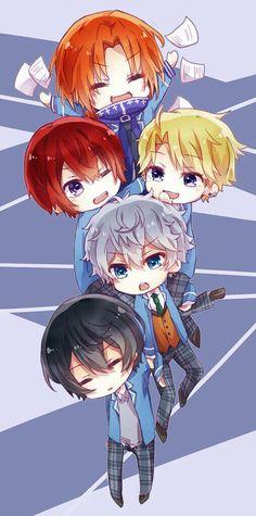 Knights | Ensemble Stars!