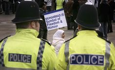 Muslims angered at Islamic gang rape warning posters in UK