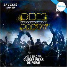 Bdm E-music - BDM International Party!