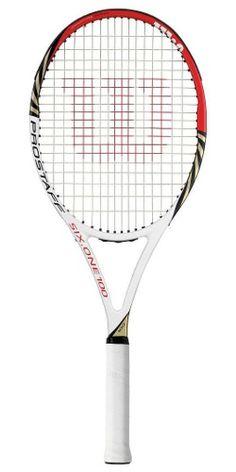 Racquet Review:  Wilson Pro Staff Six.One 100 BLX.  #tennis