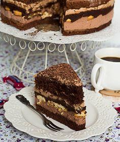 Polish Recipes, Polish Food, Cake Recipes, Dessert Recipes, Food Cakes, How Sweet Eats, Cake Cookies, Tiramisu, Ale