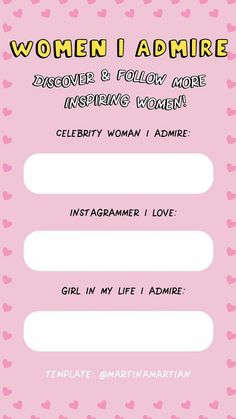 Story Template by Instagram Story Questions, Instagram Story Ideas, Instagram Tips, Instagram Story Template, Instagram Templates, Its Friday Quotes, Blog Love, Funny Games, Woman Quotes