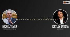 Portal Galdinosaqua: Ouça a íntegra da conversa entre Temer Joesley Bat...