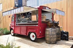 Food Inspiration – Fred Segal Opens a Store, and a Food Truck, in Japan Food Rings Ideas & Inspirations 2017 - DISCOVER The new Fred Segal food truck in Tokyo serves up classic American fare like. Coffee Van, Coffee Shop, Food Trucks, Coffee Food Truck, Citroen H Van, Catering Van, Traction Avant, Hot Dog Cart, Food Vans