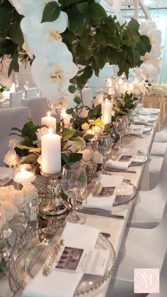 Glamorous Wedding Decor We can't get enough of these glamorous wedding ideas. So much stunning decor Luxury Wedding Decor, Romantic Wedding Decor, Glamorous Wedding, Elegant Wedding, Floral Wedding, Wedding Lighting, Wedding Country, Event Lighting, Country Weddings
