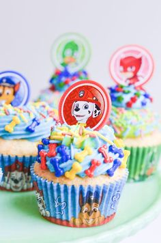 Savory magic cake with roasted peppers and tandoori - Clean Eating Snacks Paw Patrol Cupcakes, Paw Patrol Birthday Cake, Paw Patrol Cake, Paw Patrol Party, Raspberry Smoothie, Apple Smoothies, Cold Cake, Rainbow Cupcakes, Zucchini Cake