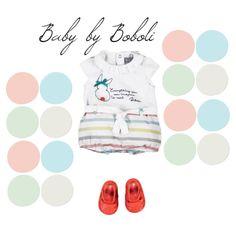 Nueva coleccion de Boboli - amor a primera vista ! pelele de niña y sandalias con flecos de Boboli!