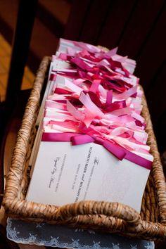 Top 8 Wedding Colors in Spring wedding decorations diy Ceremony Programs, Wedding Programs, Wedding Themes, Our Wedding, Dream Wedding, Wedding Ideas, Wedding Decorations, Wedding Wishes, Trendy Wedding