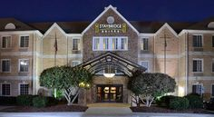 Staybridge Suites Raleigh-Durham Airport-Morrisville Morrisville Conveniently located just 1 mile from Raleigh-Durham International Airport, this all-suite hotel offers free airport and local shuttles and a sports court. Its spacious suite feature fully equipped kitchenettes.