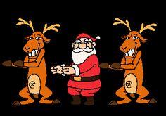 Christmas reindeer Gifs images and Graphics. Christmas reindeer Pictures and Photos.