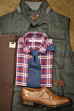 fictura:   An outfit by Khaki's of...