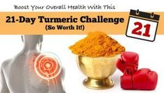 Boost Your Overall Health With This 21-Day Turmeric Challenge