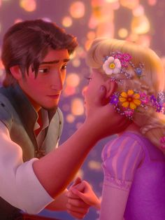 Rapunzel and Eugene ♥ Disney Song Lyrics, Disney Songs, Disney Art, Punk Disney, Disney Dream, Disney Love, Disney Magic, Disney Rapunzel, Tangled Rapunzel