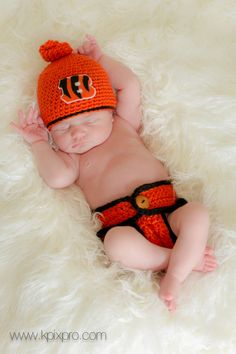 Cincinnati Bengals Hat  WhoDey by PhotoPropsnMore on Etsy
