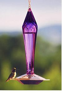 Homemade Hummingbird Nectar Recipe......we ran out, and the hummingbirds are getting angry!