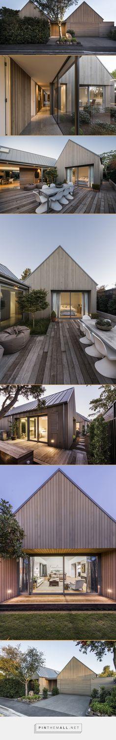 Christchurch house  | Design Addicts Platform | Australia's most popular…