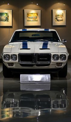 1969 Pontiac Trans Am Ram Air