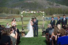 Brinton Studios » Soft Beautiful Wedding at Devils Thumb Ranch