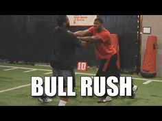 How to do the Bull Rush : Calais Campbell Youth Football, High School Football, Nfl Football, College Football, Football Training Drills, Sports Training, Plays, Athlete, Facebook