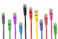 #cables #close up #colorful #colourful #ethernet #lan #lan cable #network cables #network connector #patch cables #rj 45
