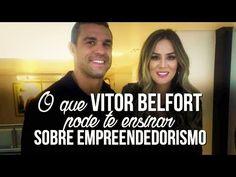 Vitor Belfort - O que um lutador pode te ensinar sobre empreendedorismo