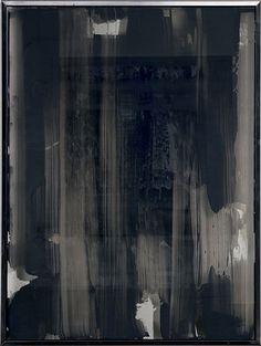 Grau Hinter Glass - Richter