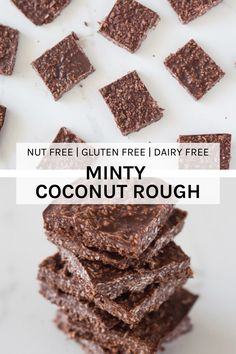 This is SERIOUSLY the yummiest raw chocolate. Only takes a couple of minutes to make and 30-60 minutes to set. Raw Desserts, Healthy Dessert Recipes, Healthy Treats, Raw Food Recipes, Smoothie Recipes, Sweet Recipes, Yummy Treats, Baking Recipes, Snack Recipes
