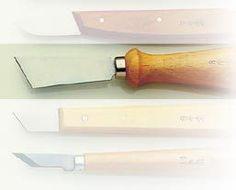 Couteau de Sculpture N°8