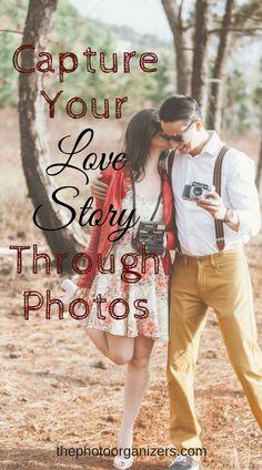 Capture your love story through your photos   ThePhotoOrganizers.com