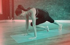 5 Moves to Flatten Abs