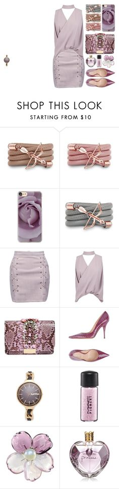 """""""Win $50 from Franco Florenzi."""" by riozannat ❤ liked on Polyvore featuring Monza, Casetify, WithChic, Boohoo, GEDEBE, Casadei, RumbaTime, MAC Cosmetics, Chanel and Vera Wang"""