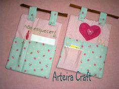Arteira Craft: Porta Recados