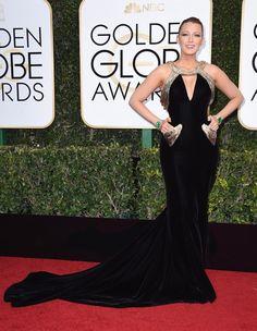 Atelier Versace - Golden Globes 2017