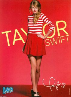 Taylor Swift, Full Page Pinup, Double Sided, Zendaya Taylor Swift 2006, Taylor Alison Swift, Tiger Beat, Her Music, Celebs, Celebrities, Zendaya, Cheer Skirts, Reading Pennsylvania