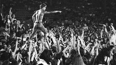 Iggy and the Stooges, 1970 - Cincinnati Pop Festival